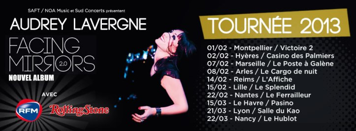 concerts 2013 Audrey Lavergne