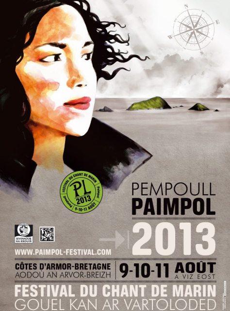 Festival du chant de marin Paimpol 2013