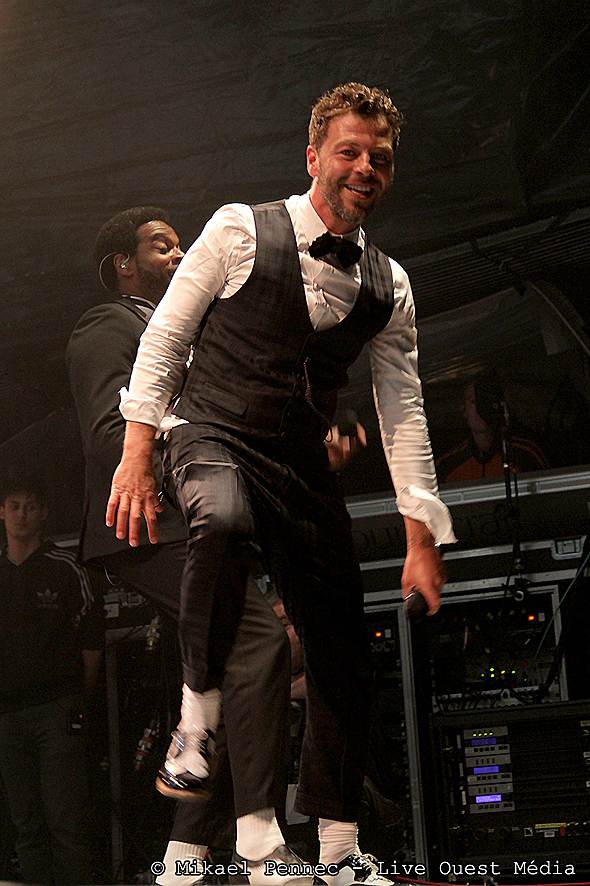 Christophe MAE - LH Tour 2013