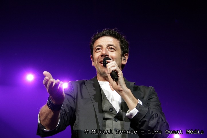 Patrick Bruel Tournée 2013-2014