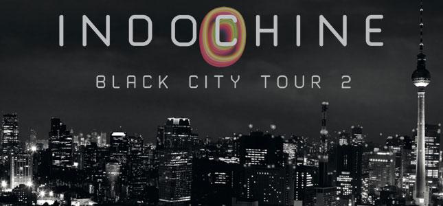 Indochine Black City Tour 2 - Rouen 2013 -© Mikael Pennec - ©Liveouestmedia