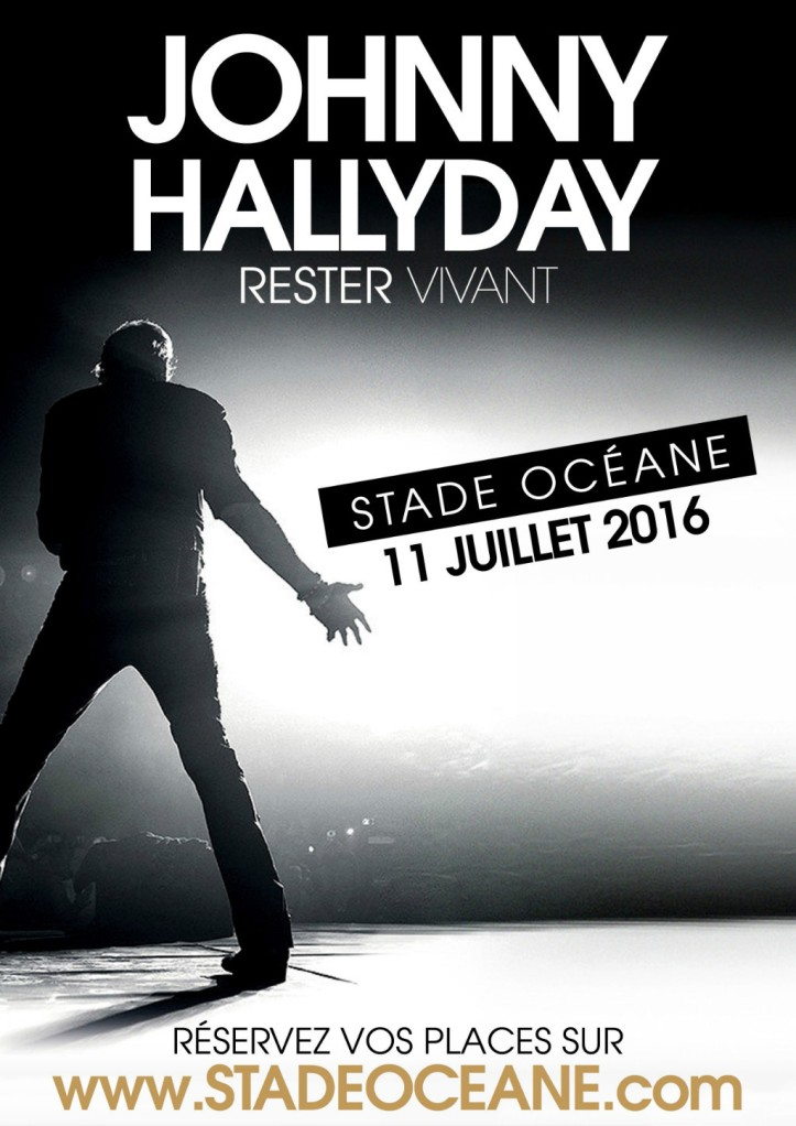 johnny Hallyday - le Havre